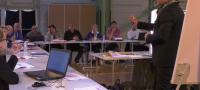 Animation du Forum de l'habitat de la Communauté d'agglomération Coeur et Coteaux du Comminges