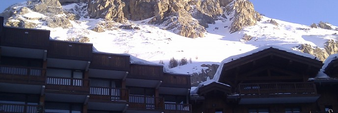 Hébergement touristique en montagne