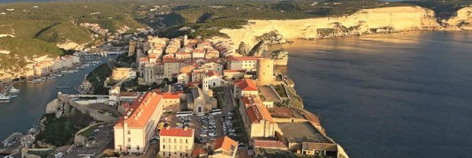 Caserne Montlaur à Bonifacio