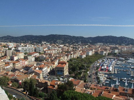 Cannes By C. Finot